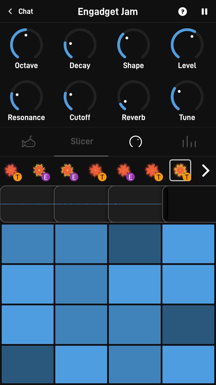 c3e2dfcadf5e86ffeb978e667a8deb4a Infinite is an easy, enjoyable music collaboration app