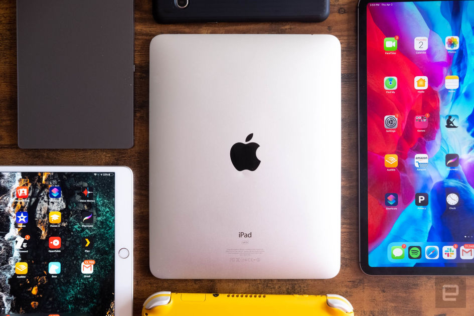 Ten years in, a take a look at the iPad killers that weren't