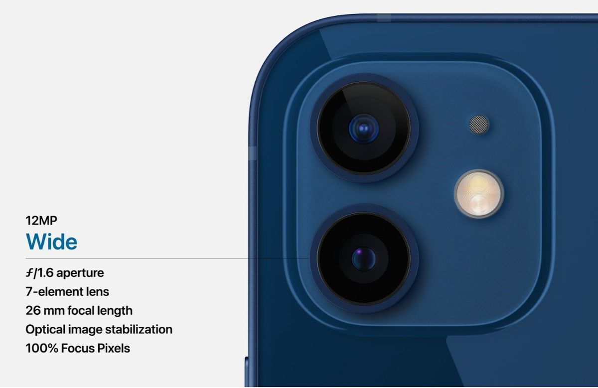 153557f92800d4908333573901b76153-5 Apple announces iPhone 12 with OLED display screen and 5G speeds