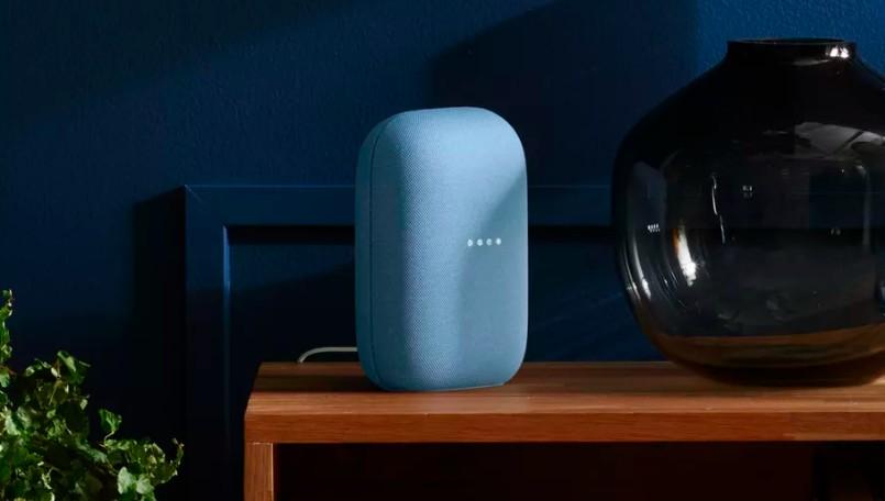 google nest audio smart spekaer india