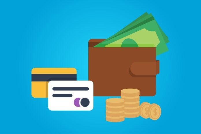 payment, money, wallet