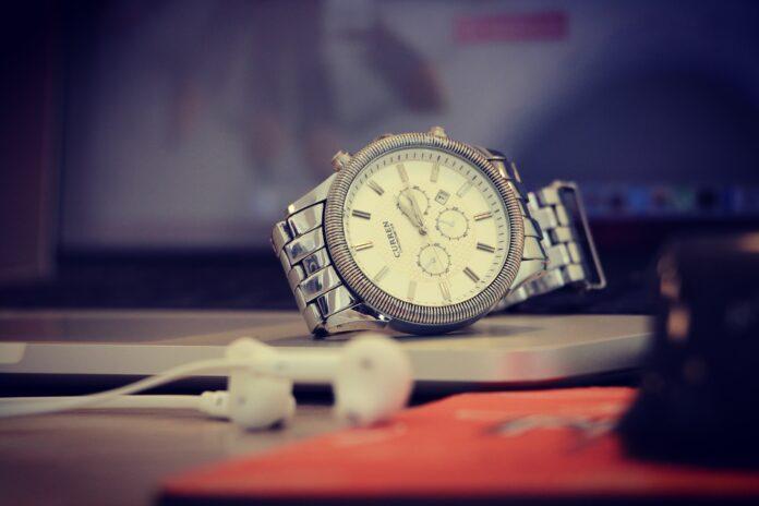 watch, time, wristwatch
