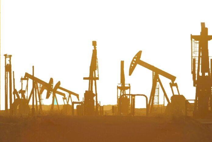 oil rig, industry, oil
